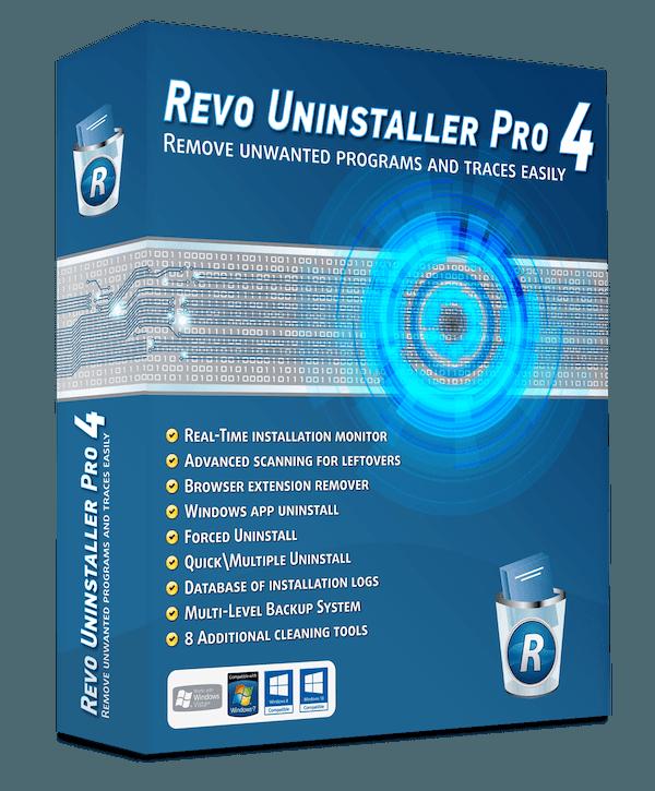 Revo Uninstaller Pro 4 - softwarestars